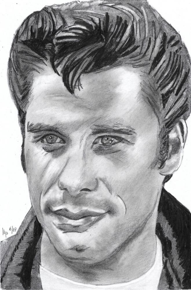 John Travolta par patrick